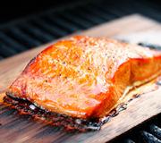Cedar Baked Salmon