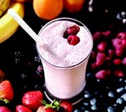 Banana Berry Wake-up Shake