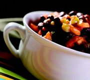 Crowd-Pleasing Vegetarian Chili