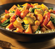 moroccan vegetarian curry